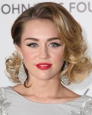 Actress/Singer Miley Cyrus