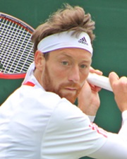 Tennis Player and Gold Medalist Miloslav Mecir