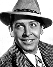 Comedian and TV Host Milton Berle