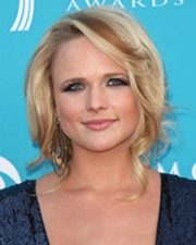 Country Music Singer-Songwriter Miranda Lambert