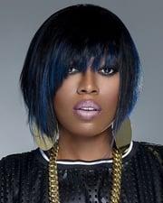 Rapper Missy Elliott