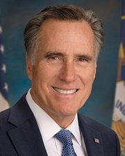 Politician Mitt Romney