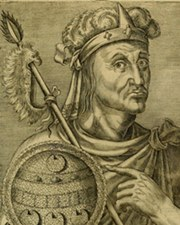 Aztec Emperor Moctezuma II