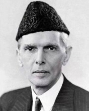 Founder of Pakistan Mohammed Ali Jinnah