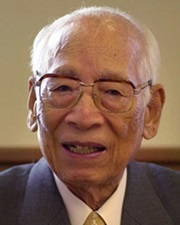 Inventor of Instant Noodles Momofuku Ando