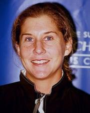 Tennis Player and Nine-Time Major Champion Monica Seles