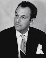 Playwright Moss Hart