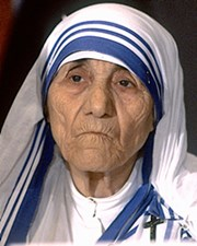 Catholic Missionary Mother Teresa