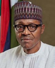 President of Nigeria Muhammadu Buhari