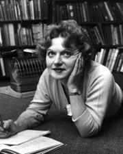 Author Muriel Spark