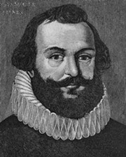 Military Leader of Plymouth Colony Myles Standish