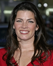 Figure Skater Nancy Kerrigan
