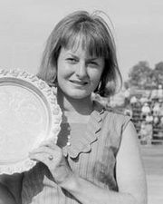 Tennis Player and Two-Time Major Champion Nancy Richey