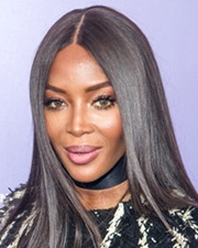 Supermodel & Actress Naomi Campbell