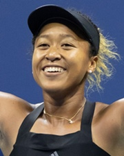 Tennis Player Naomi Osaka