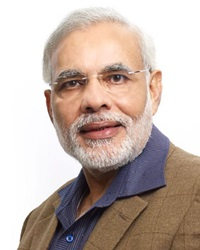 15th Prime Minister of India Narendra Modi