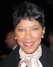 Singer and Songwriter Natalie Cole