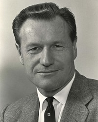 Businessman and US Vice President Nelson Rockefeller