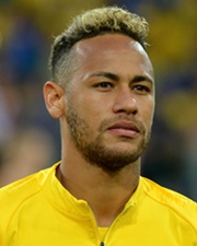 Footballer Neymar