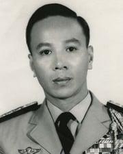 Vietnamese Politican Nguyen Van Thieu