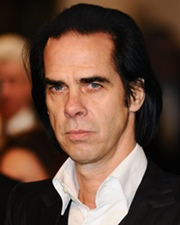 Singer/Songwriter Nick Cave