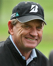 Golfer and Three-Time Major Championship Winner Nick Price