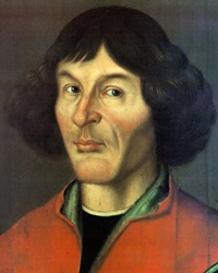 Astronomer and Mathematician Nicolaus Copernicus