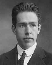 Nobel Prize Winning Physicist Niels Bohr
