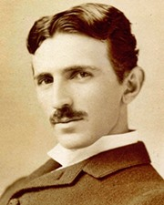 Electrical and Mechanical Engineer Nikola Tesla