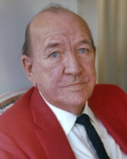 Playwright, Director and Singer Noël Coward
