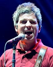 Musician Noel Gallagher