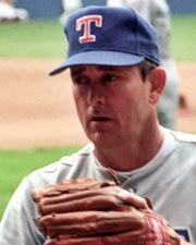 MLB Pitching Legend Nolan Ryan