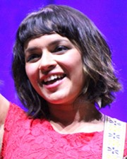 Singer & Pianist Norah Jones