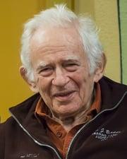 Novelist Norman Mailer