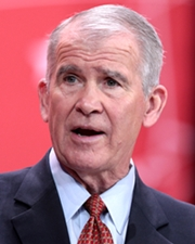 Political Commentator and Iran-Contra Figure Oliver North