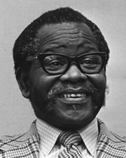 Anti-Apartheid Politician and Revolutionary Oliver Tambo