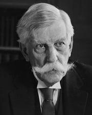 Jurist Oliver Wendell Holmes Jr