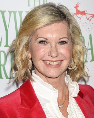 Olivia Newton John Singer And Actress On This Day