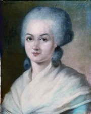 Playwright and Revolutionary Olympe de Gouges