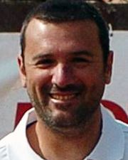 Tennis Player Omar Camporese
