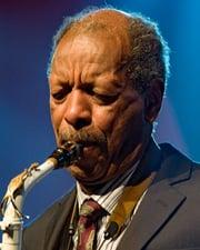 Jazz Composer Ornette Coleman