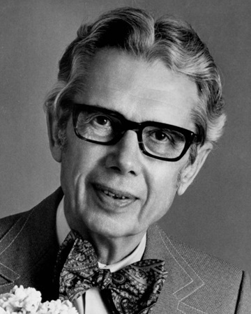 Businessman Orville Redenbacher