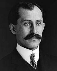 Aviator Orville Wright