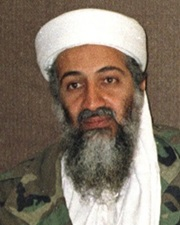 Islamic Militant and Terrorist Osama bin Laden