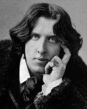 Writer/Poet Oscar Wilde