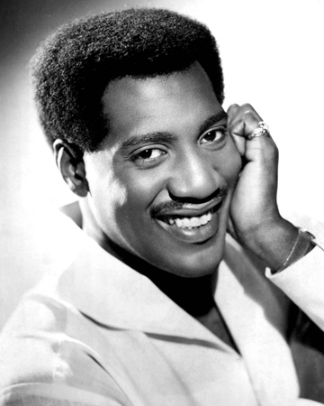 Singer-Songwriter and Producer Otis Redding