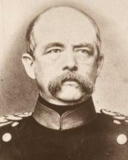 German Statesman Otto Von Bismarck