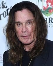Rock Vocalist Ozzy Osbourne