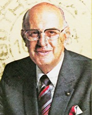 President of South Africa P. W. Botha