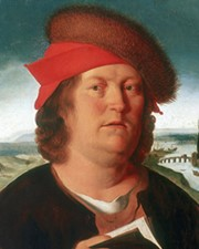 Physician and Alchemist Paracelsus